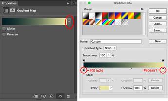 cara membuat efek filter instagram di photoshop