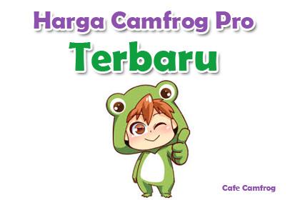 Harga Camfrog Pro Sticker Dan VG Terbaru