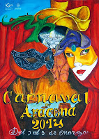 Carnaval de Aracena 2014 - Isidro Serrano Sánchez