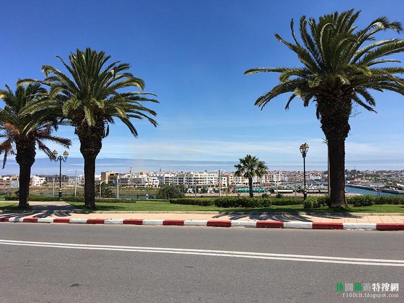 北非摩洛哥冒險記第13天:首都處處是驚奇 穆罕默德五世國王陵墓 & 拉巴特獨有藍色小城
