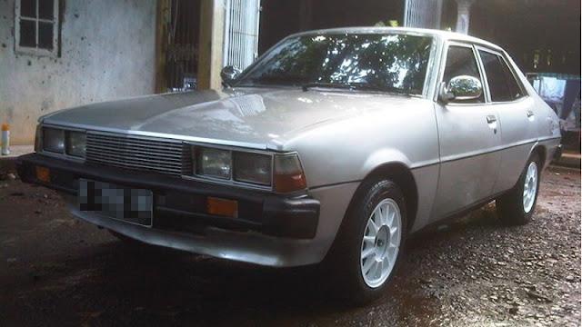 Mitsubishi Galant Sigma (Σ)