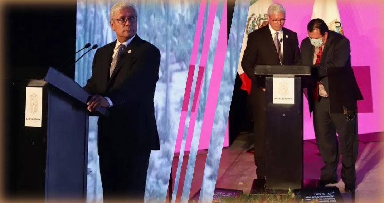 Gobernador bonilla pagó a rector de la UABC