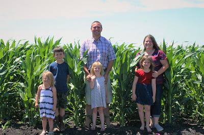 Knee High by the 4th of July - Iowa Corn 2019