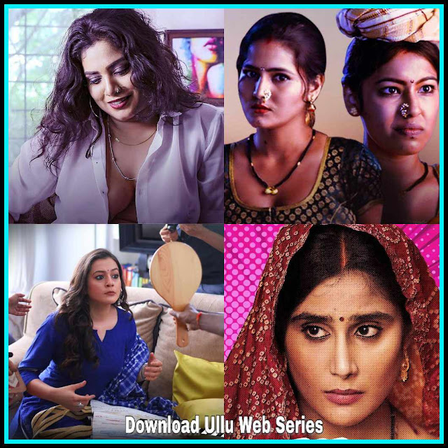How to download Ullu Web Series Free all new episodes