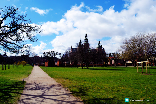 bowdywanders.com Singapore Travel Blog Philippines Photo :: Denmark :: The Rosenborg Castle and The Kongens Have: Dutch Renaissance Style Turning Heads Like A Pro