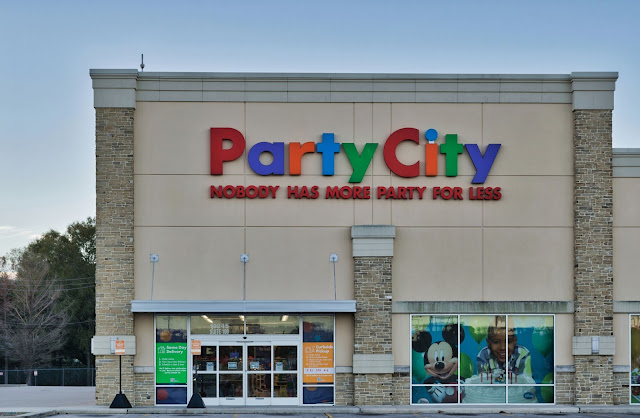 party city coupons in store