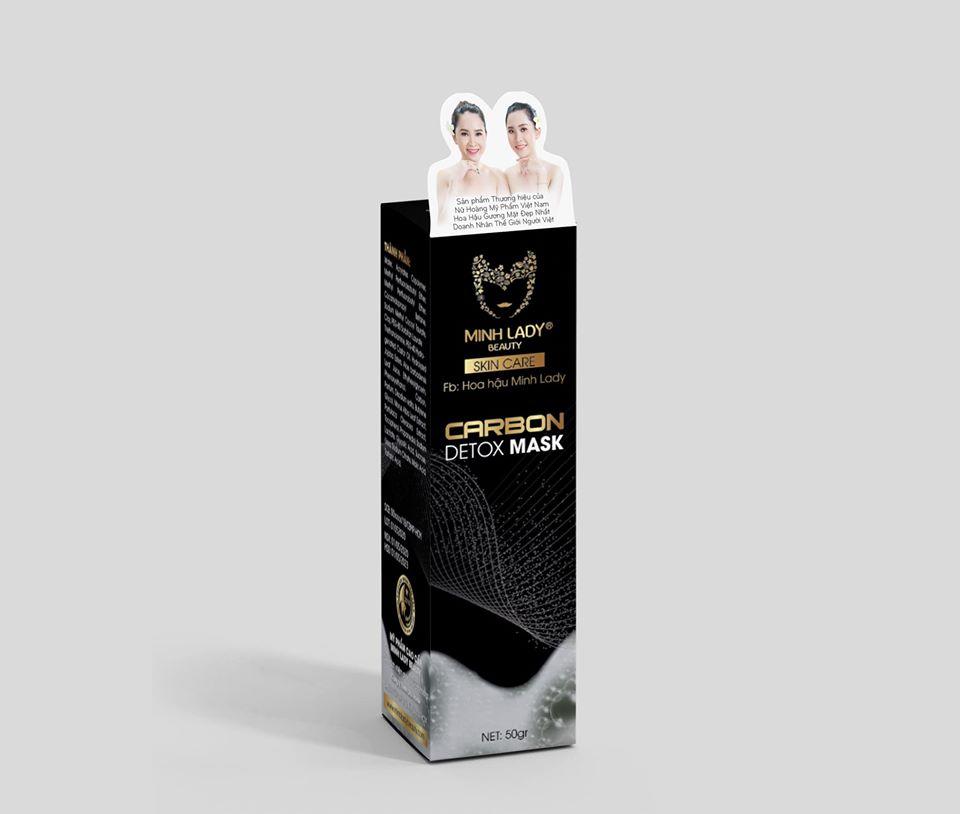 carbon detox mask