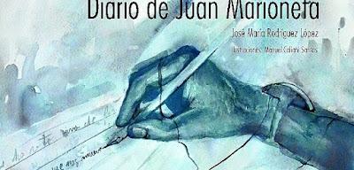 Portada del cuento Diario de Juan Marioneta