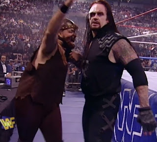 WWE / WWF - In Your House 14: Revenge of The Taker - WWF Champion The Undertaker vs. Mankind