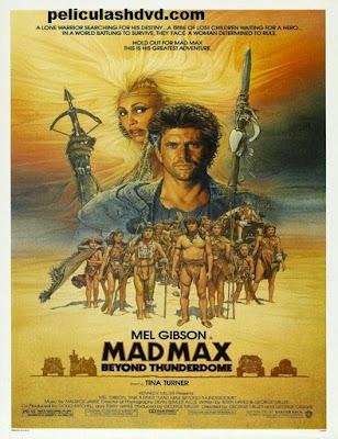 Ver más allá de la cúpula del trueno Mad Max 3, (1985) online
