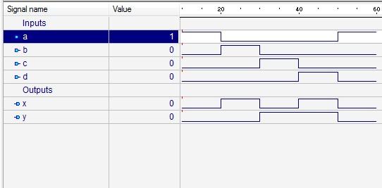 4  2 Encoder using Logical Gates (Verilog CODE) ~ Verilog