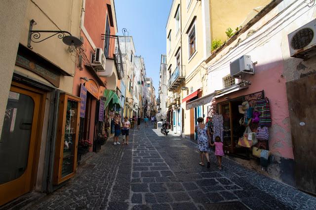 Centro storico di Procida