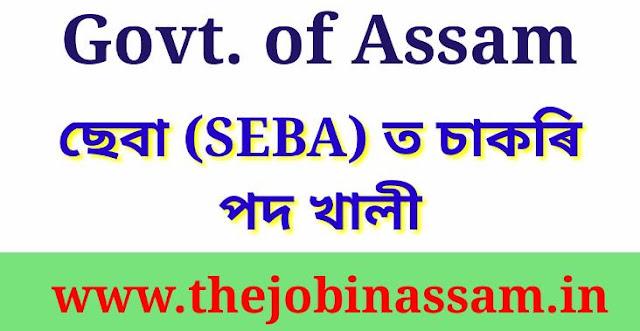 SEBA Recruitment 2019
