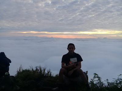 Gunung Halau-Halau, Gunung Besar, Puncak gunung Halau-Halau