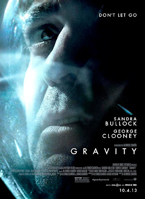 Gravity Poster - George Clooney