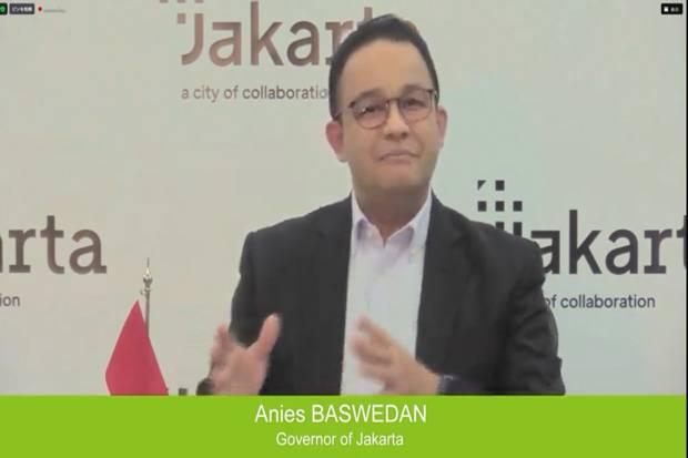 "Kala Anies Baswedan Sapa Peserta Forum C40 dengan ""Assalamualaikum"""