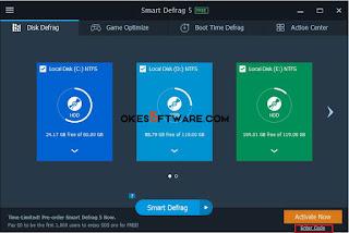 IObit Smart Defrag Pro 5.6.0 Final Full Version