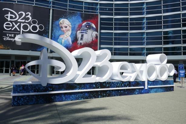 Disney D23 Expo 2019 logo