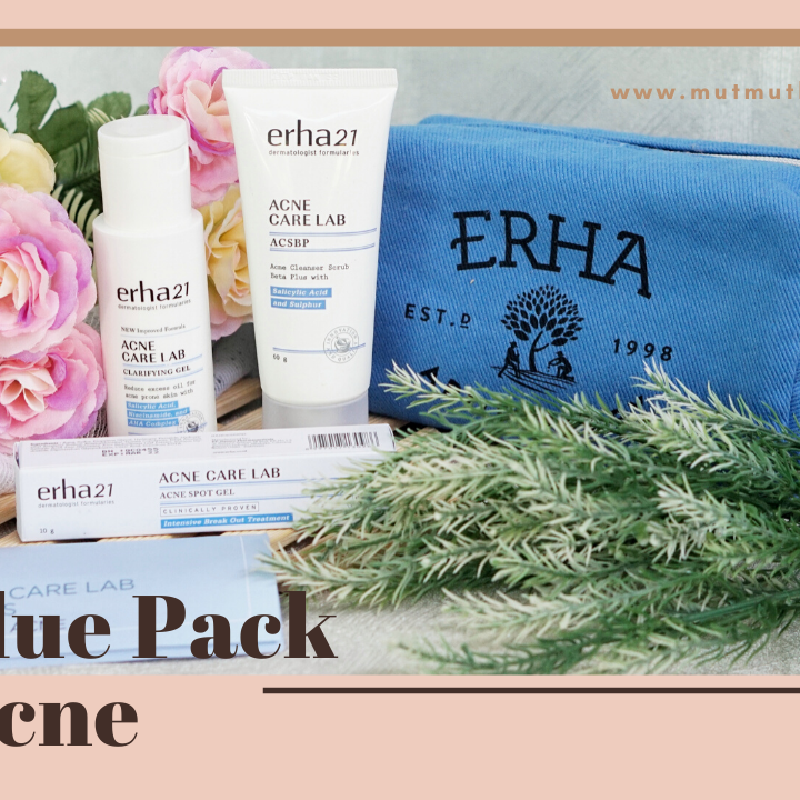 Review Erha Value Pack Active Acne