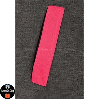 HJ7 Hijacket BASIC MIsty x Baby Pink JAKET HIJAB ORIGINAL PREMIUM FLEECE