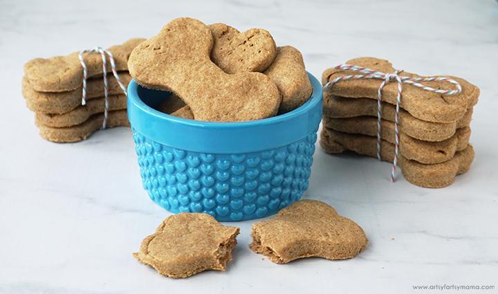 4-Ingredient Dog Treats