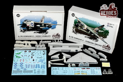 A-7E from Heroes Models