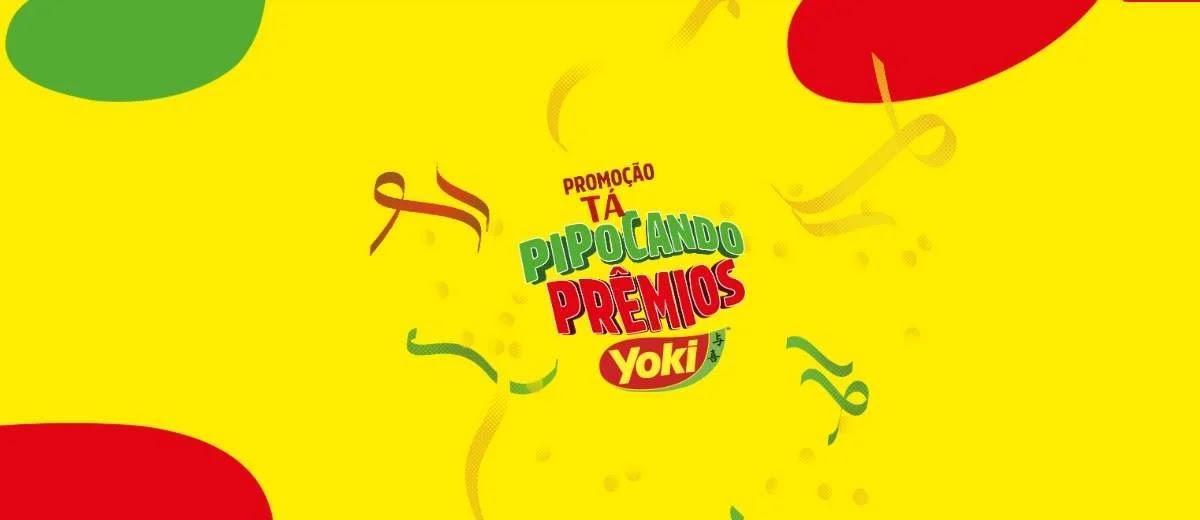 Promoção Yoki 2020 Tá Pipocando Prêmios - Vales-Compras, Bônus Celular e Muito Mais