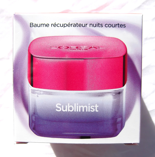 L'OREAL PARIS Sublimist Baume Nuit anti fatigue