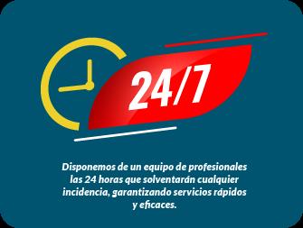 Servicio urgente de fugas de agua en Pamplona