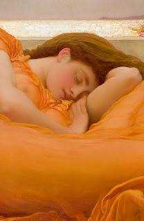 mulher dormindo cansada forte