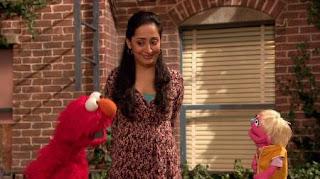 Elmo, Leela meet Judy, Sesame Street Episode 4419 Judy and the Beast season 44