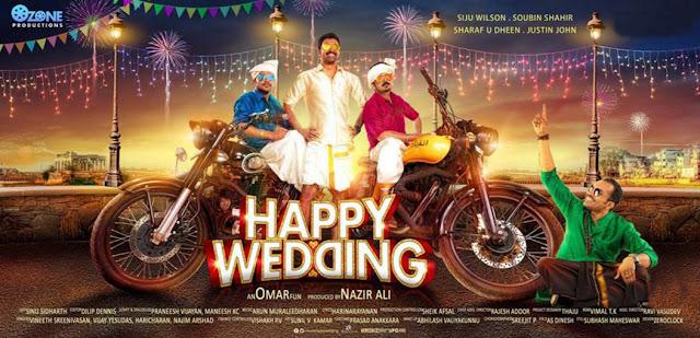 Happy Weddings (2016) Malayalam Movie Trailer