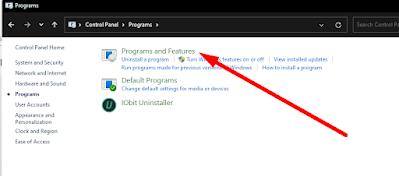 Cara Uninstall Google Chrome di Laptop Windows 10