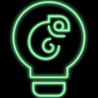 Λάμπα openSUSE