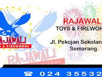 Lowongan Karyawan & Karyawati di Rajawali Toys & Fireworks - Semarang