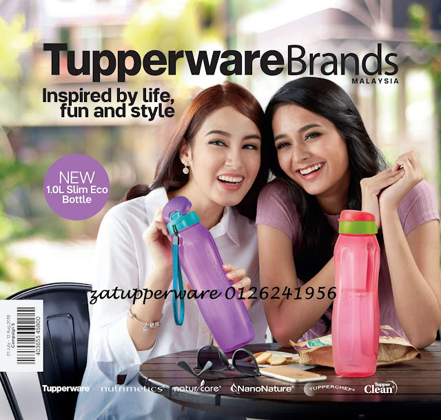 Tupperware Catalogue 1st July - 12th August 2018