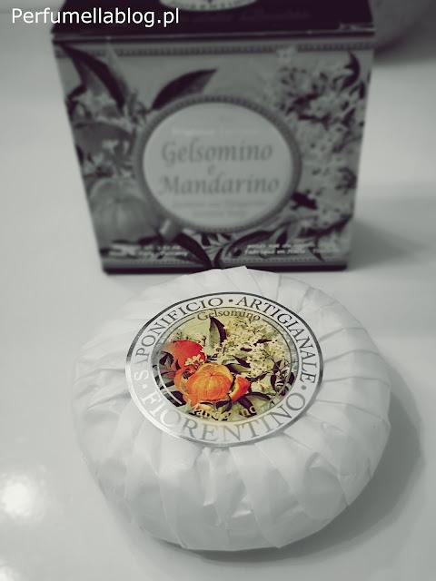 mydło do ciała jaśminowo - mandarynkowe