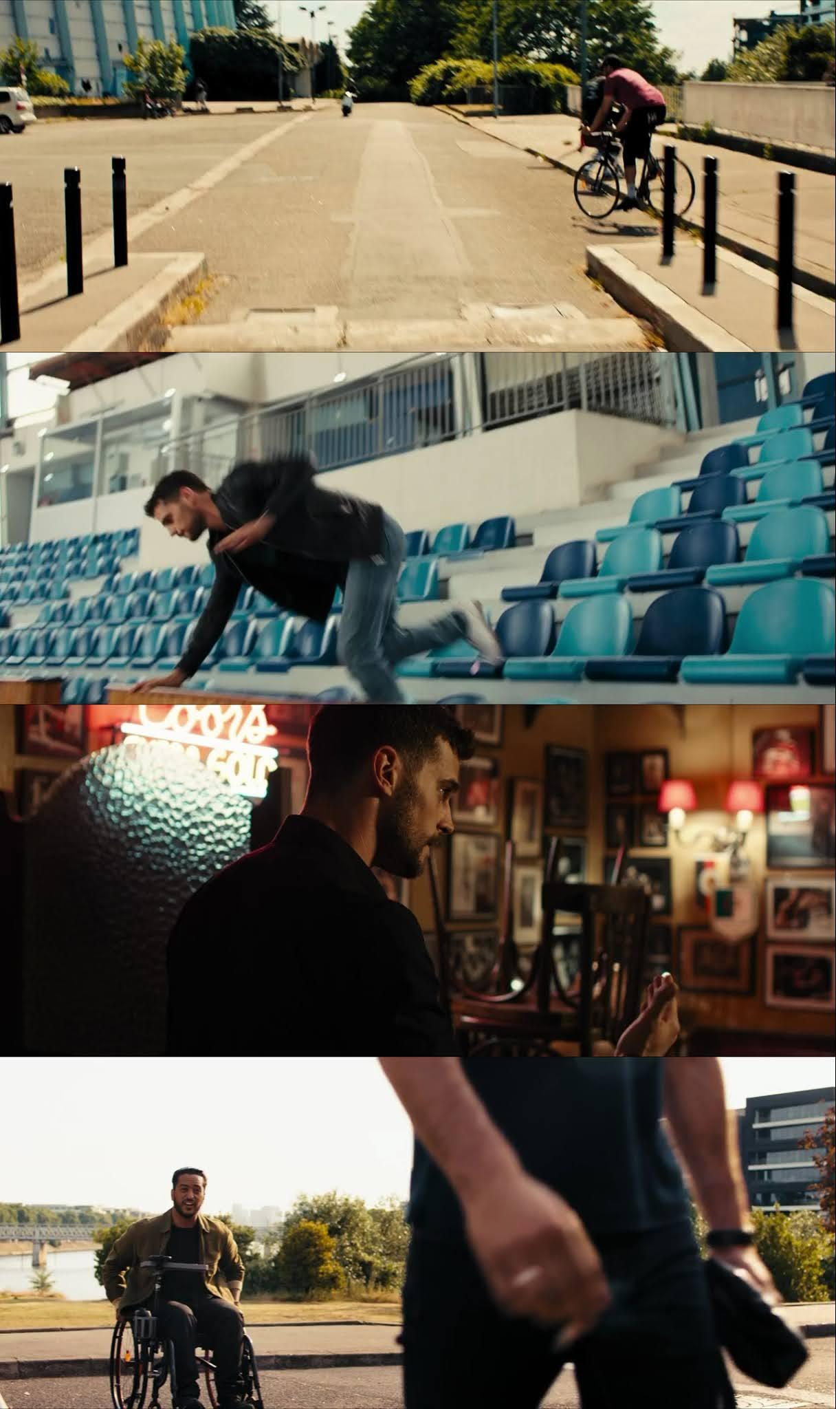 Break (2018) HD 720p Latino
