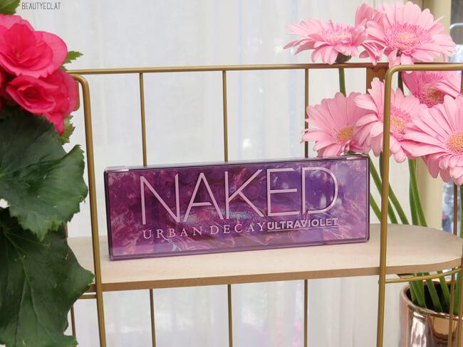 Naked ultraviolet impressions