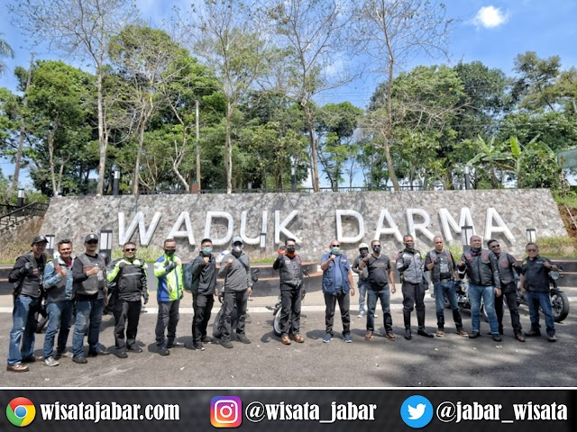 Pemprov Jabar Poles Waduk Darma Kabupaten Kuningan Buat Jadi Wisata Air Internasional