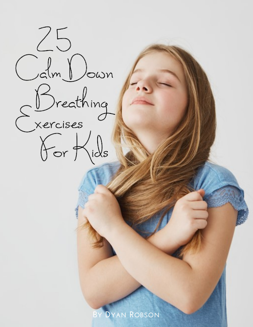 Calm down breathing exercises for kids