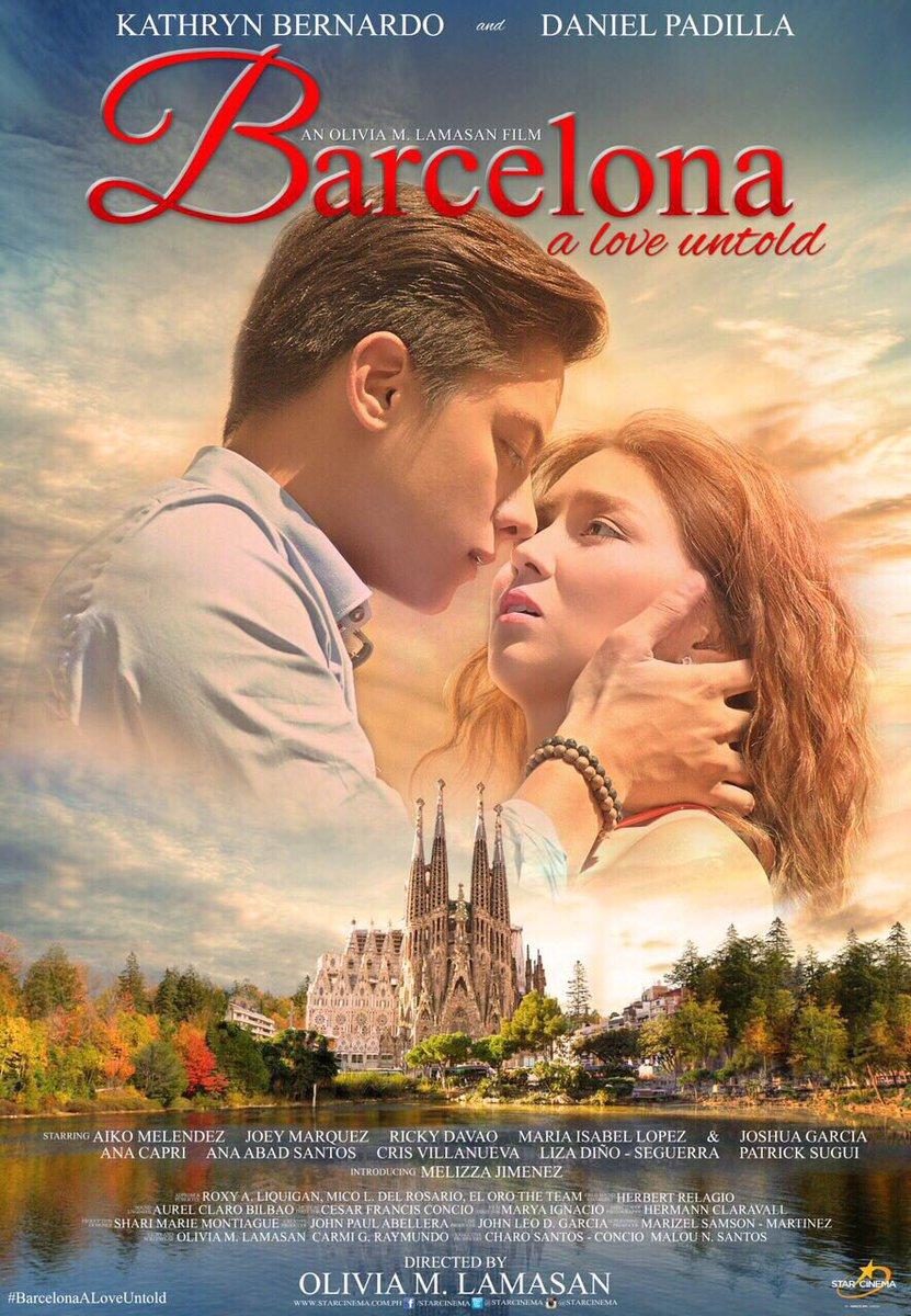 Pinoy Movie Mo Barcelona A Love Untold