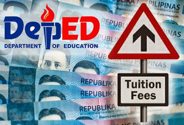 DepEd: Tuition fees increase in private schools