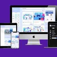 Download Template Hartomy v1 Premium Blogger