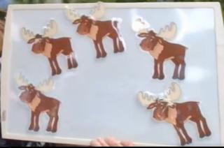 Moose storytime, moose rhyme, bedtime rhyme