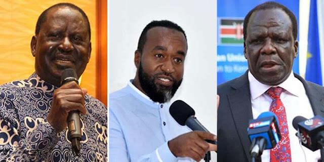 ODM top leadership in Kenya
