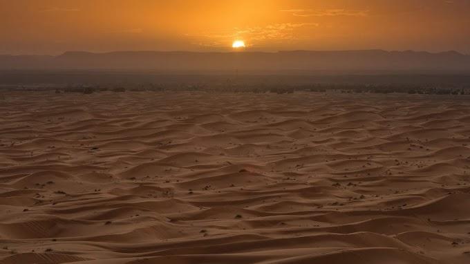 Papel de Parede Deserto do Saara