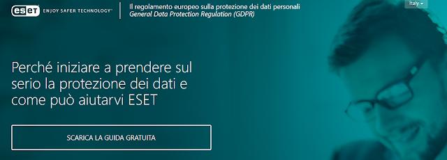 eset01 - La sicurezza nel trattamento dei dati secondo la nuova normativa europea: ESET lancia il sito encryption.eset.com - Analisi Eset -