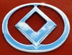 logo mazda tahun 1991