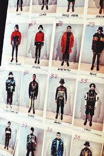 MFW Backstage: ICEBERG Fall Winter 2020 Fashion Show